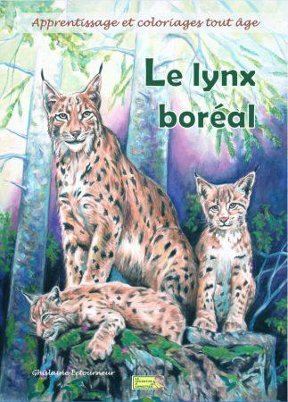 lynx-coloriage