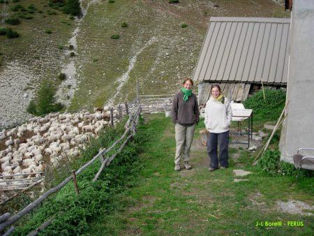 Transition bis : Adeline et Julie, vallée de la Bléone