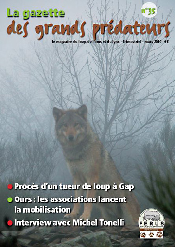 La gazette des predateurs n°35
