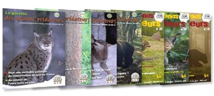 4 numéros sont disponibles chaque année