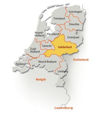 province de gelderland