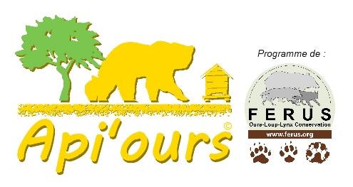 logo Api'ours de ferus