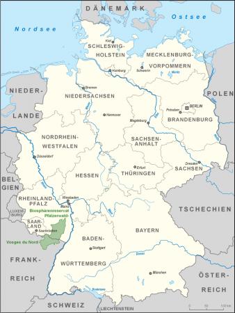 Pfälzerwald-Vosges_du_Nord