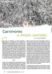 carnivores risques sanitaires gazette 60
