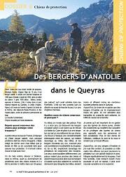 queyras bergers anatolie gazette 60 texte