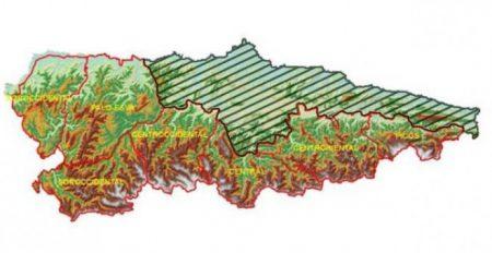 carte asturies zonage