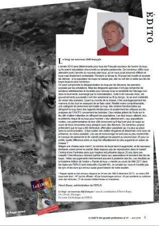 Edito Gazette 67